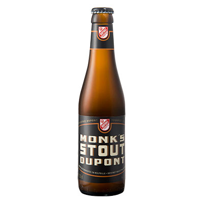 5410702001314 Monk's Stout Dupont - 33cl Bottle conditioned beer